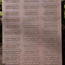 Furstenberg-tablica z nzwiskami