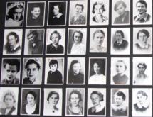 portrety kobiet rozstzrelanych-prochy w Furstenberg