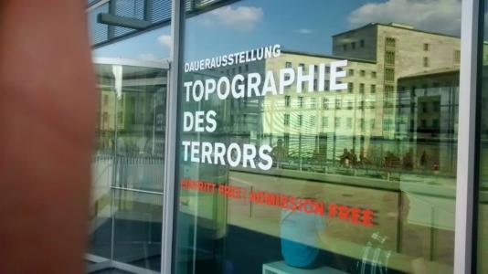 Muzeum Terroru w Berlinie