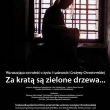 plakat koncertu w Krakowie