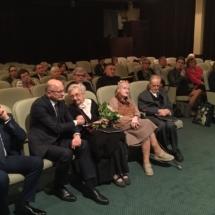 promocja poezji i filmu G.Chrostowskiej