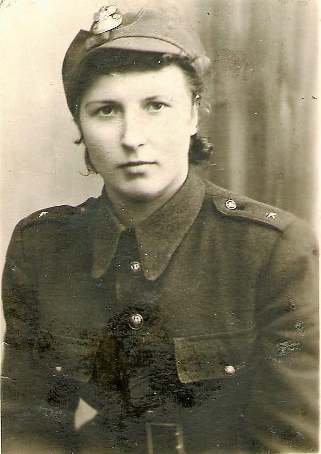 Barbara Cielecka 1946 r.